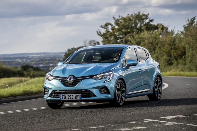 Renault Clio takes Prize for 'Best Supermini' at Company Car Today CCT100 Awards 2021