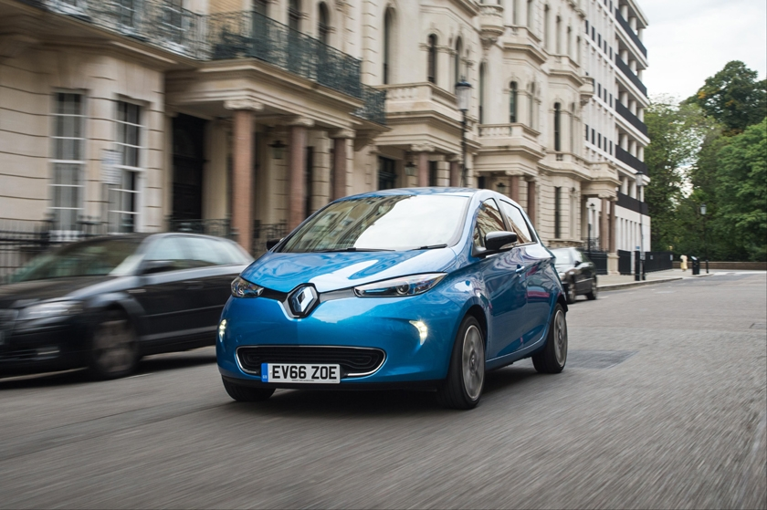 Renault ZOE named 'Best Used Electric Car' by Diesel Car and Eco Car