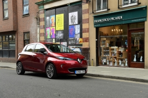 All-Electric Renault Zoe named 'BEST USED ELECTRIC CAR' by Dieselcar and Ecocar for second consecutive year