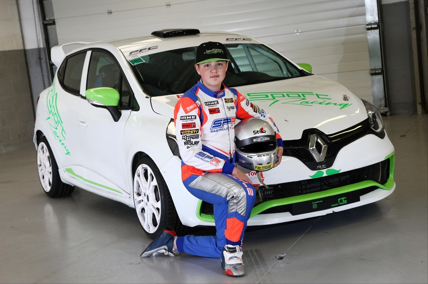 Chorley's Louis Doyle joins new Renault UK Clio Cup Junior championship