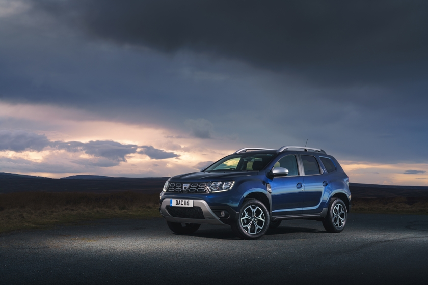 Best Q1 Sales ever for Dacia UK