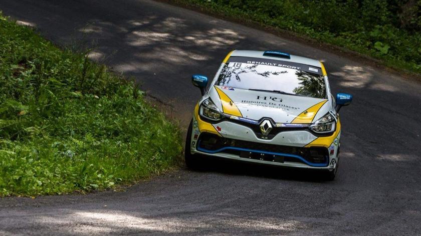 A decisive round for the Clio R3T Trophy France?