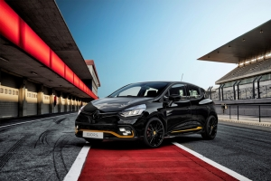 The Clio R.S.18: motorsport breeding