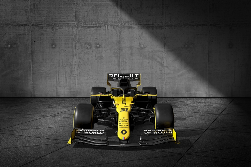 DP World to become Renault F1 Team Global Logistics Partner and Title Partner