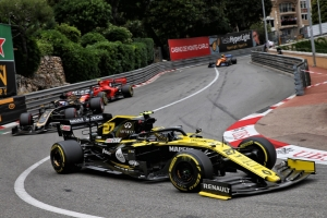 2019 Formula 1 Monaco Grand Prix, Sunday