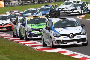 Double victory for new Champion Bushell in Renault UK Clio Cup season finale