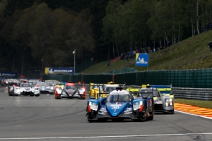 Signatech Alpine Matmut reclaims the championship lead after another podium at Spa