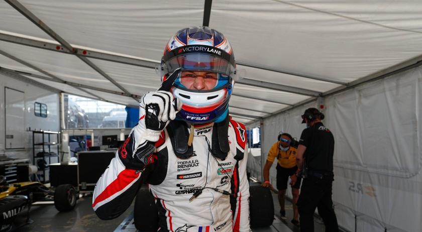 Record pole for Victor Martins at Monza