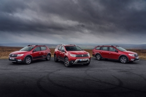 Dacia unveils UK Pricing and Specification for Top of the Range Techroad Special Editions