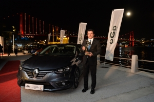 Renault Mégane Sedan named Turkey's Car of the Year