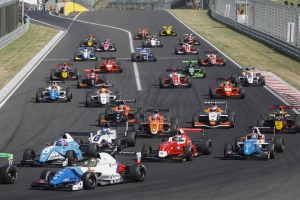 Nine teams selected for the 2018 Formula Renault Eurocup