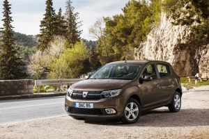 New Blue dCi 95 engine and revised trim line-up for Dacia Sandero and Logan MCV Range