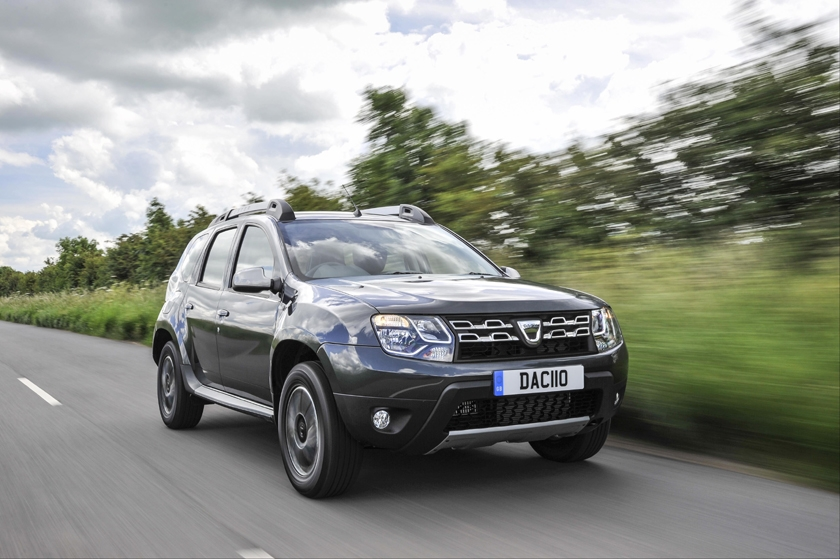 Dacia Duster does the double at Carbuyer Awards 2018