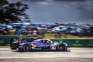 Alpine accelerates its racing programme