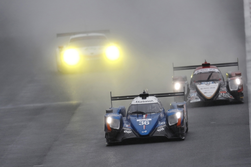 Alpine denied victory by the fog