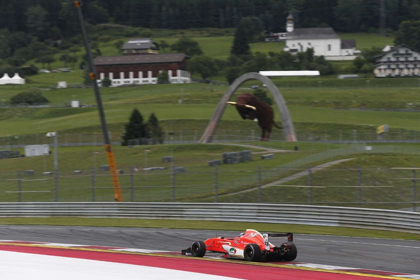The Formula Renault Eurocup heads to the Red Bull Ring ahead of the summer break