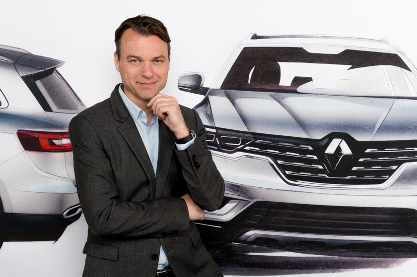 Laurens van den Acker awarded the prestigious Sturmey Award by Autocar Magazine