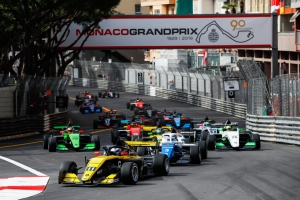 Victor Martins wins Monaco Saturday race