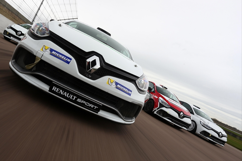 Clio Cup Junior marks new chapter in Renault Sport's unrivalled support for UK motor sport