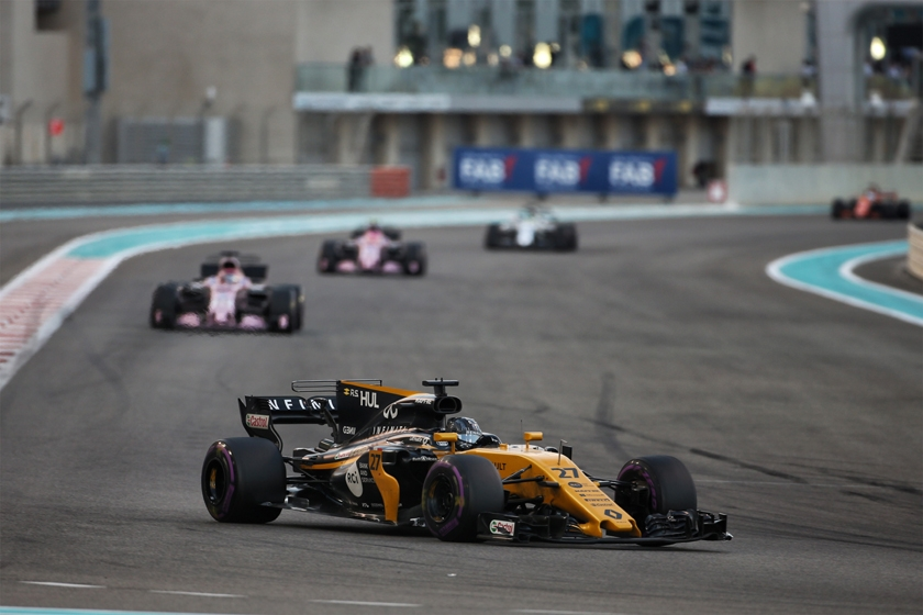 Grand Prix Etihad Airways d'Abu Dhabi de Formule 1