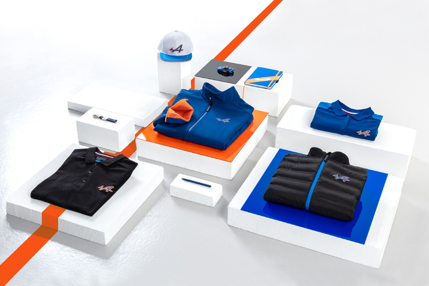 Alpine: 2019 Elegance and Racing Collections