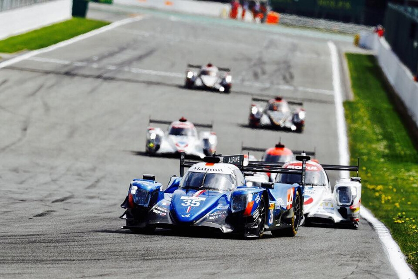 WEC Spa-Francorchamps: Hard-earned places of honour for team Signatech Alpine Matmut