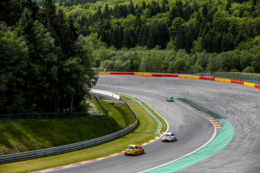 2017 Renault Sport Track Days: tackling Europe's greatest tracks!