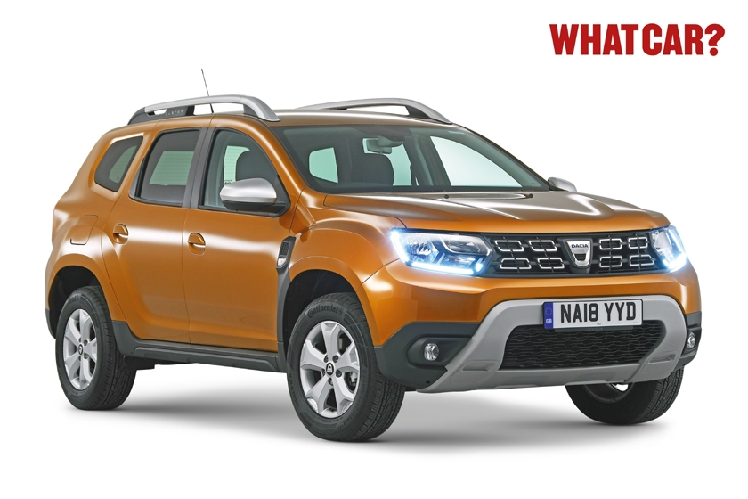 Dacia Double at What Car? Awards 2019 as Sandero wins for incredible seventh-consecutive year