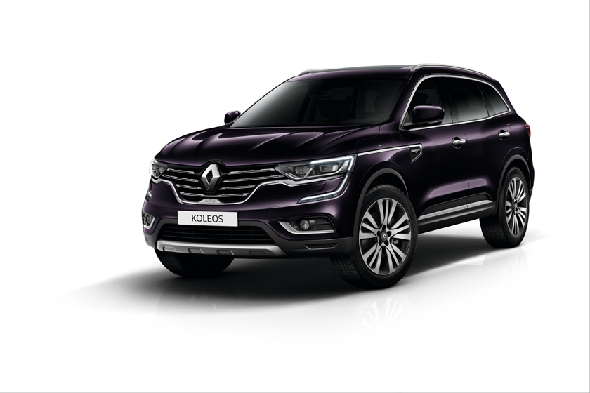 All-New Renault Koleos even more refined with new Initiale Paris version