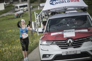 Wings for Life World Run mit Renault