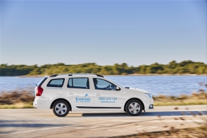 New Dacia Logan MCV provides a perfect fit for Everest