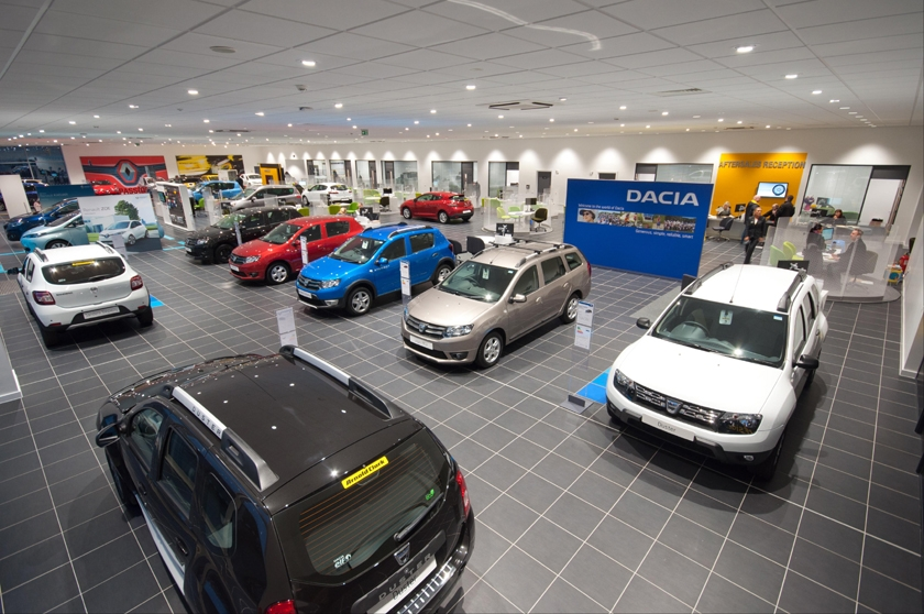 Dacia names its Dealer of the Year