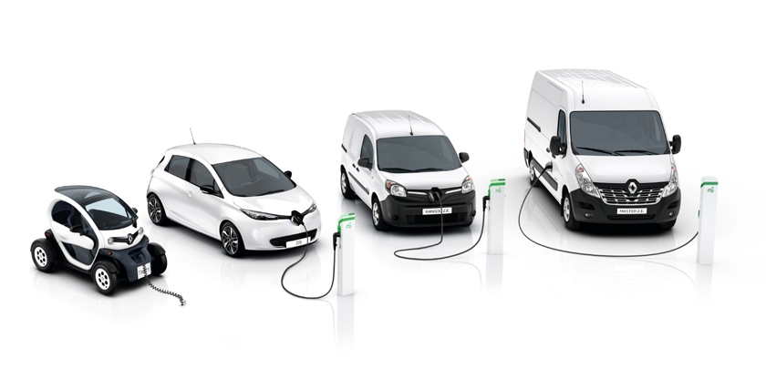 Renault continues EV momentum with two new electric light commercial vehicles