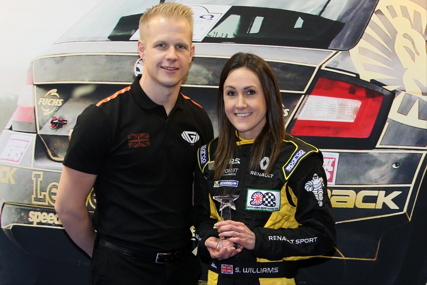 Continued success for Welsh Rally Star Sara Williams