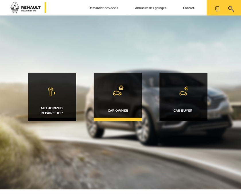 Groupe Renault teams with Microsoft and VISEO to create the first-ever digital car maintenance book prototype