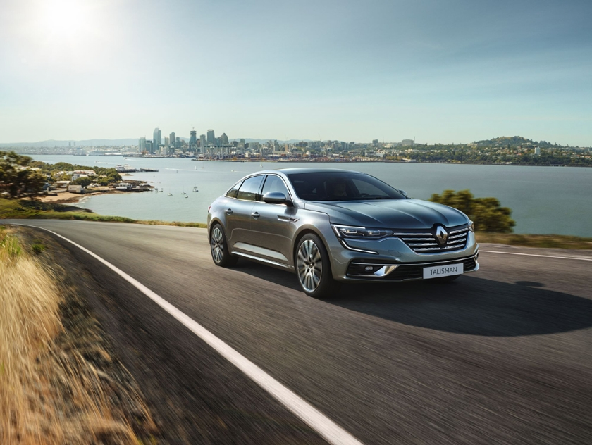 The New Renault TALISMAN, More technology, more sophistication