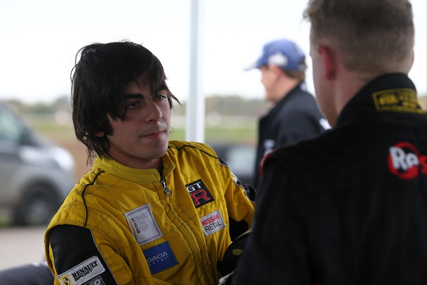 Max Marzorati first driver to announce move into new Renault UK Clio Cup Junior championship