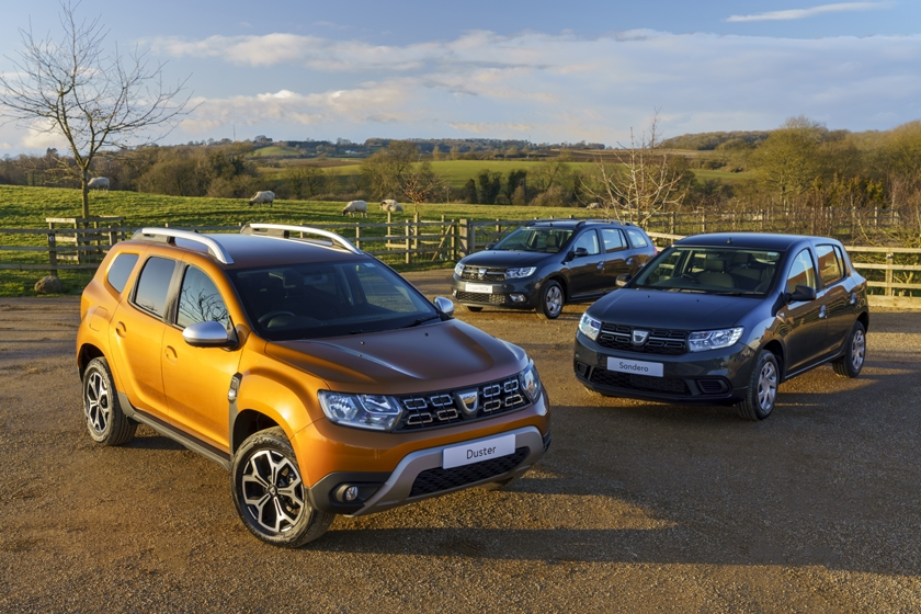 Dacia delivers lower running costs with new Bi-Fuel System