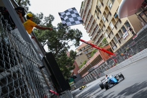 Alexander Smolyar reigns over Monaco