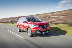 Renault Kadjar adds new engine and transmission options