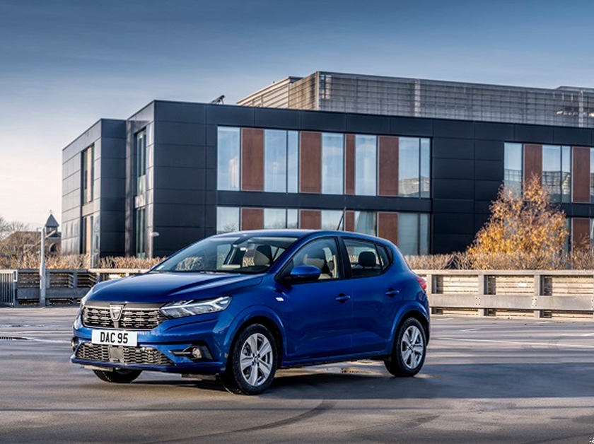 Dacia Sandero is crowned What Car? Car of the Year 2021