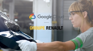Groupe Renault and Google Cloud Partner to accelarate Industry 4.0