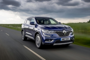 Renault Crossover Rance even more appealing in 2018