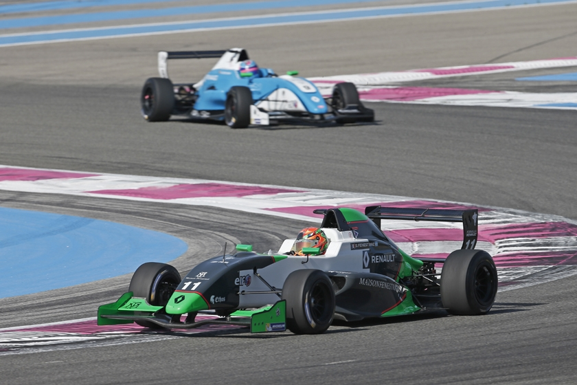 Fenestraz scores big at Circuit Paul Ricard