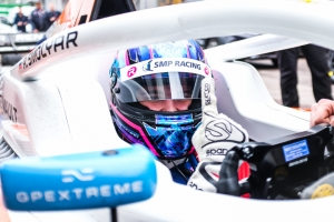 Alexander Smolyar and Victor Martins on pole in Monaco