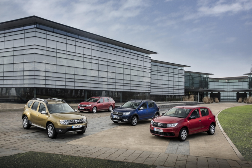 Dacia offers five year warranty with its great value finance deals this summer