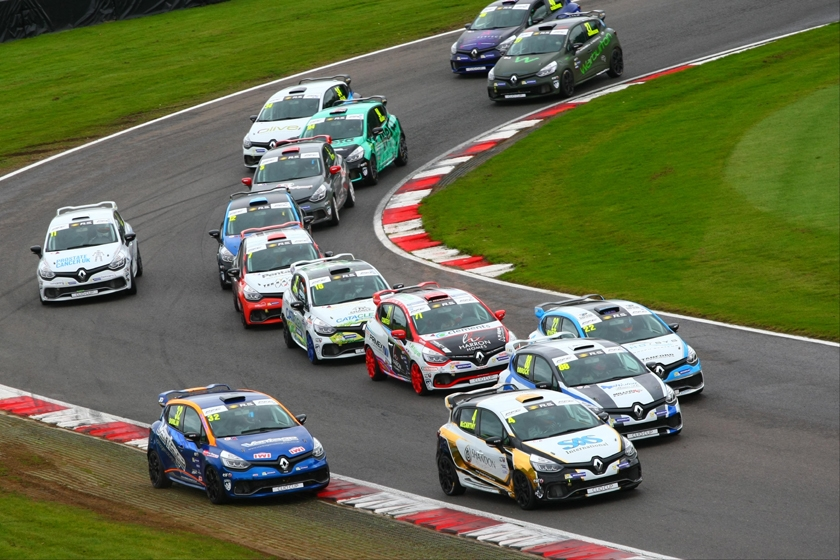 Renault UK Clio Cup confirms new points system plus registration & Media Day details for 2018