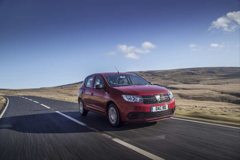 Sixth win in a row for Dacia Sandero at What Car? Awards