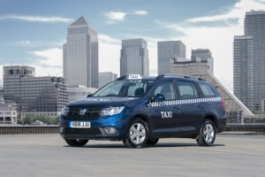 Dacia offers exclusive Logan MCV hire purchase scheme for Taxi Operators