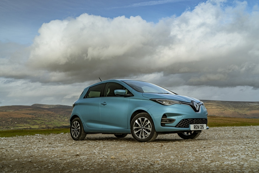 Renault ZOE named 'Best Small Electric Car for Value' in the What Car? Car of the Year Awards 2021